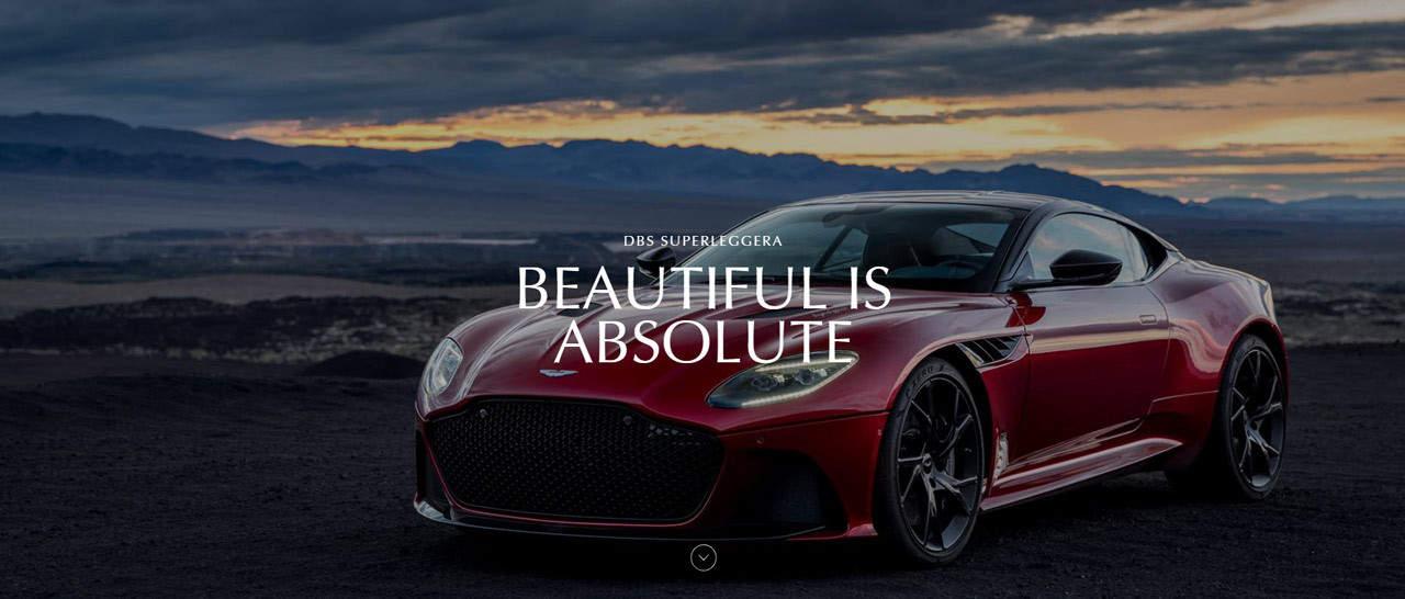 2018 Aston Martin DBS Superleggera