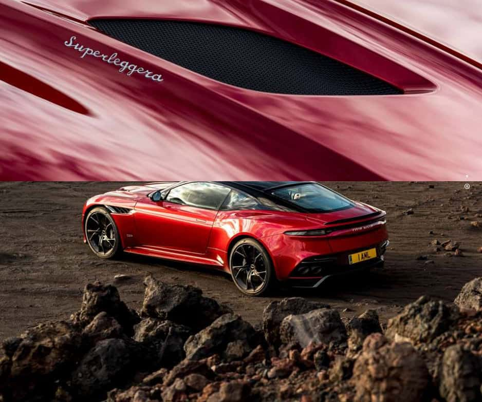 Aston Martin Superleggera V12 5.2 Twin-Turbo