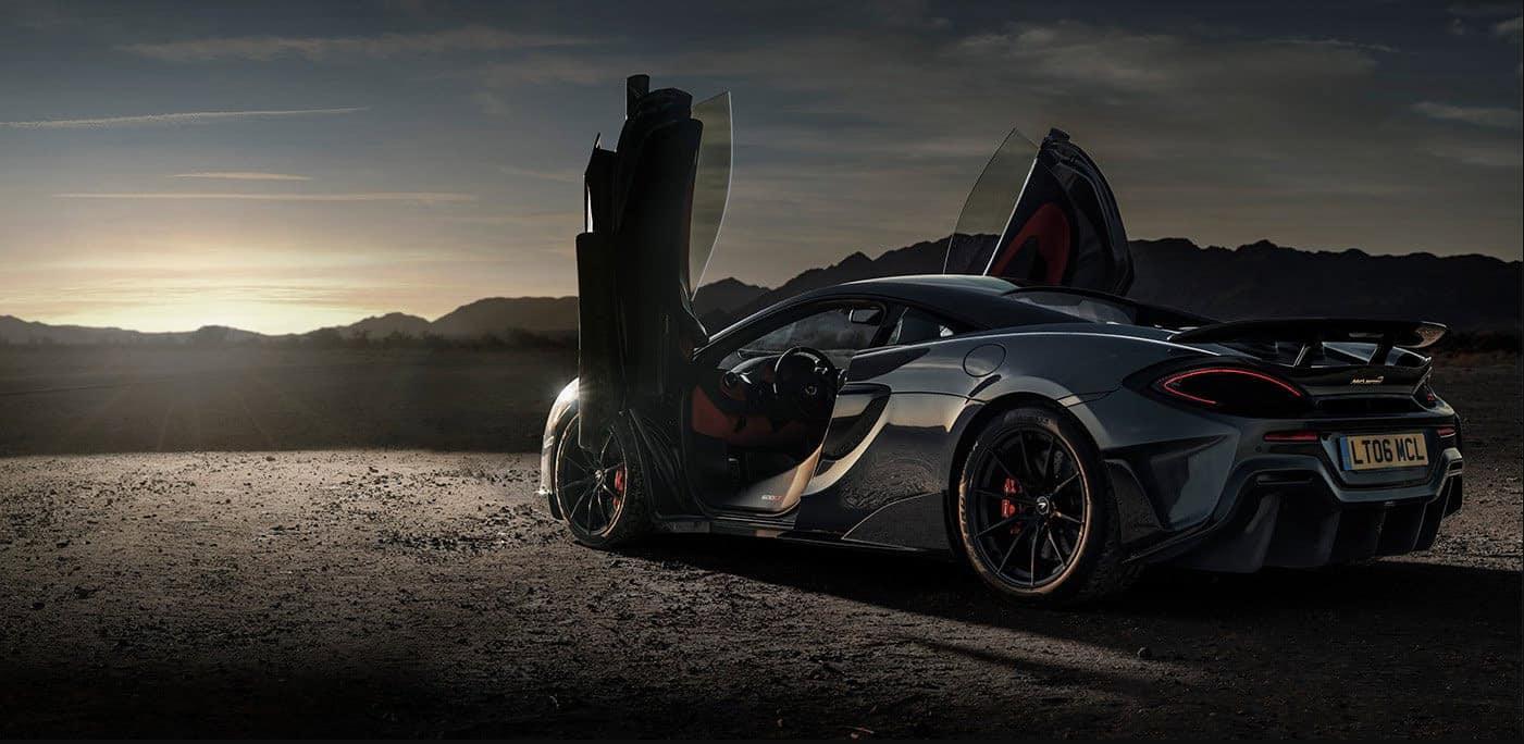 2018 McLaren 600LT Longtail