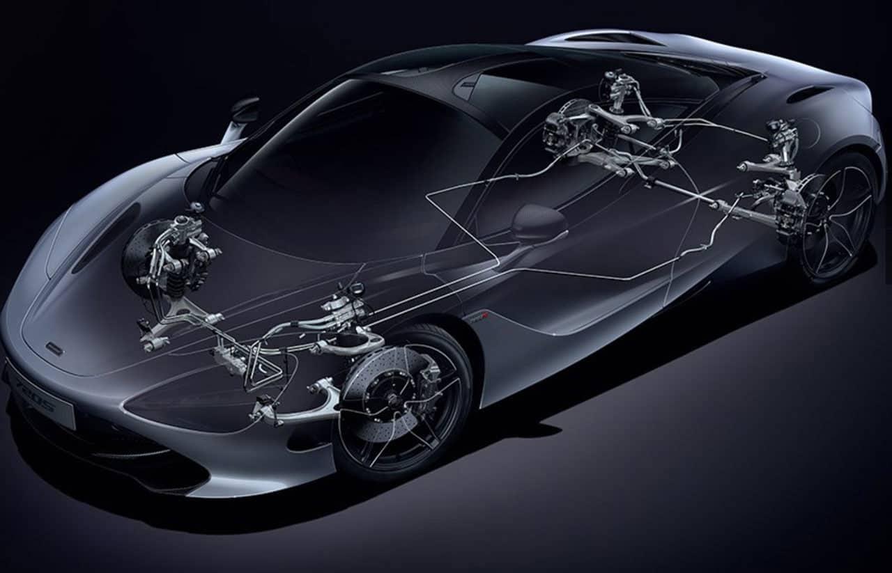 McLaren 720S Handling