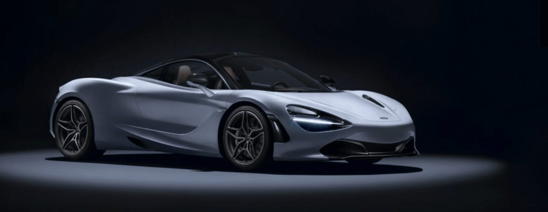 The McLaren 720S Supercar