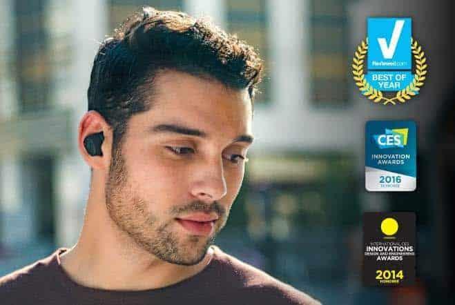 Custom Molded True Wireless Earphones 30