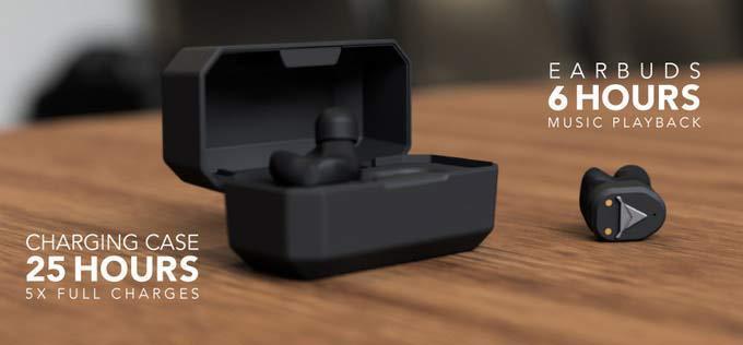 Custom Molded True Wireless Earphones 26