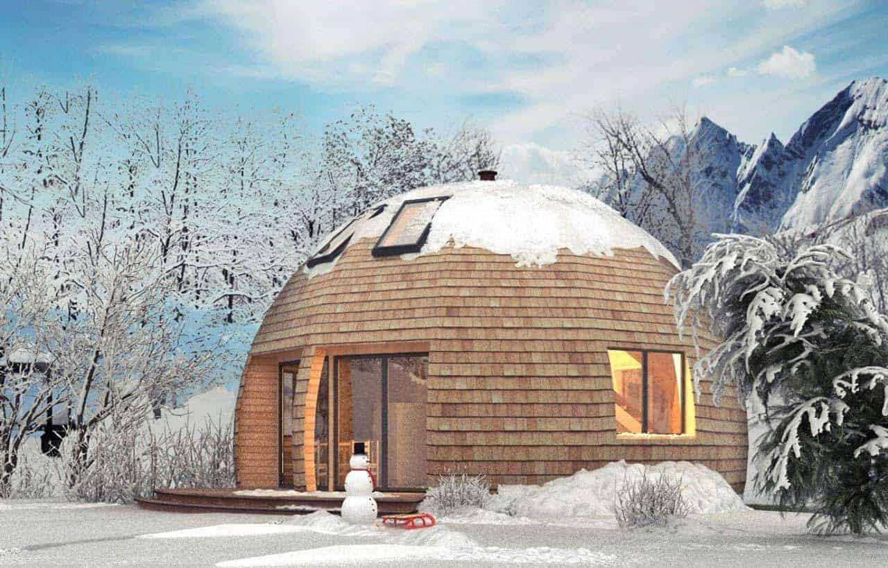 Skydome Design - Modern Houses of the future 28