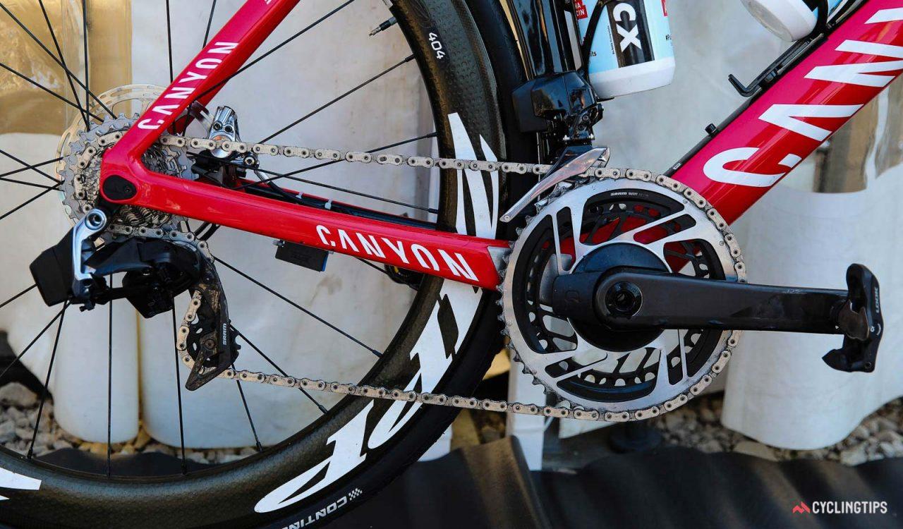 Sram Red eTap 12 Speed 2019 Canyon Bikes