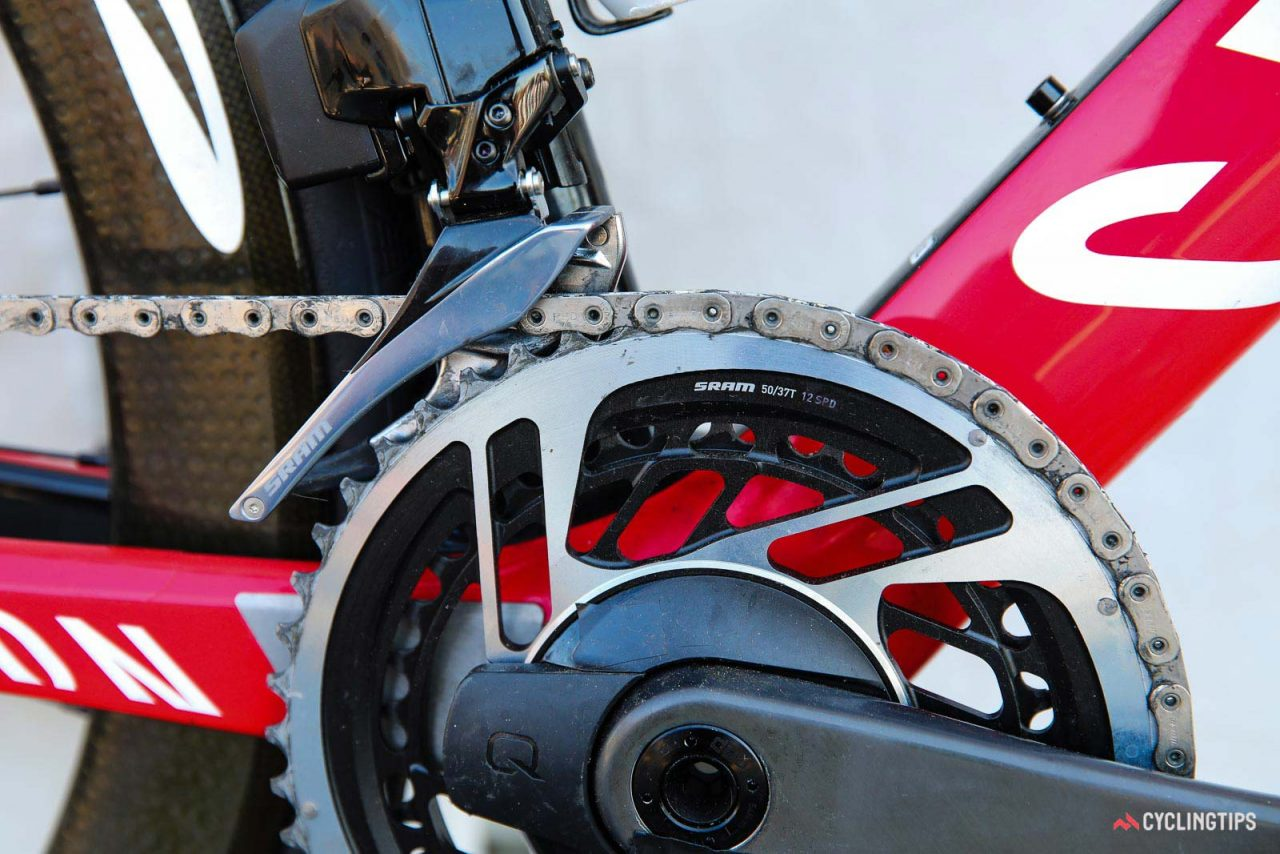 Sram Red eTap 12 Speed 2019 Front Chainring