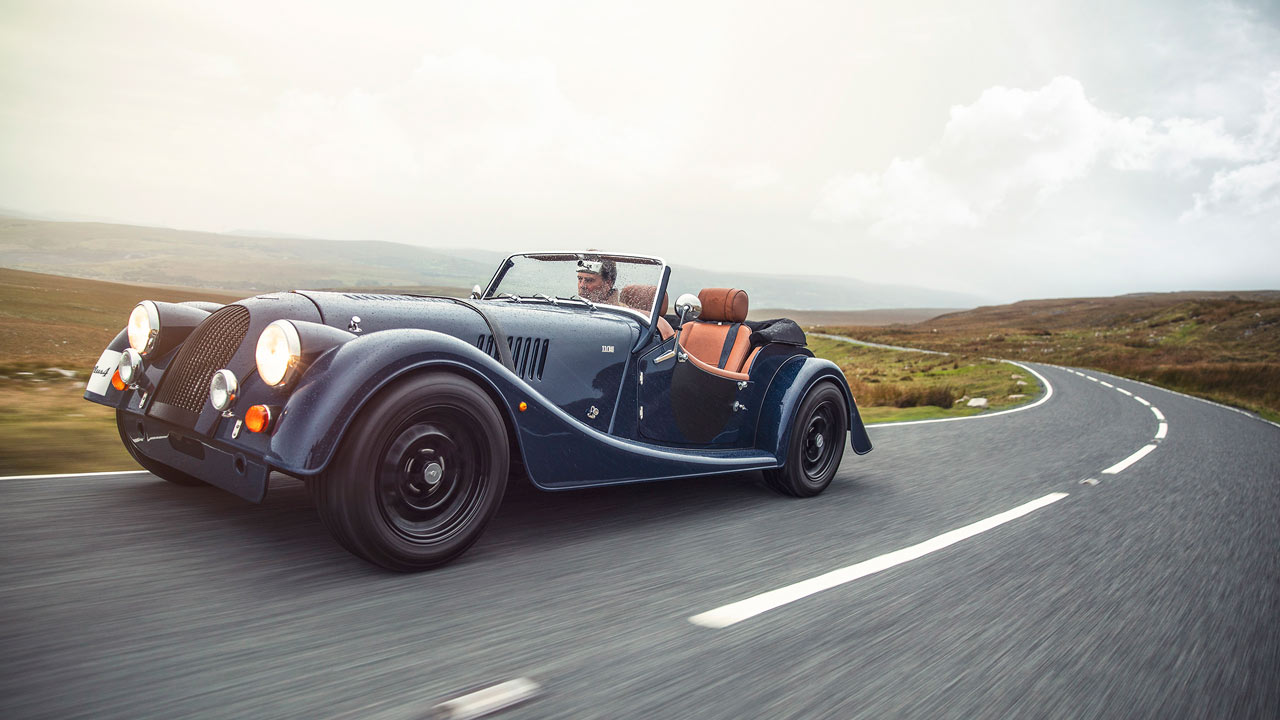 2019 Morgan Plus 4 Anniversary 110 Model Wheels