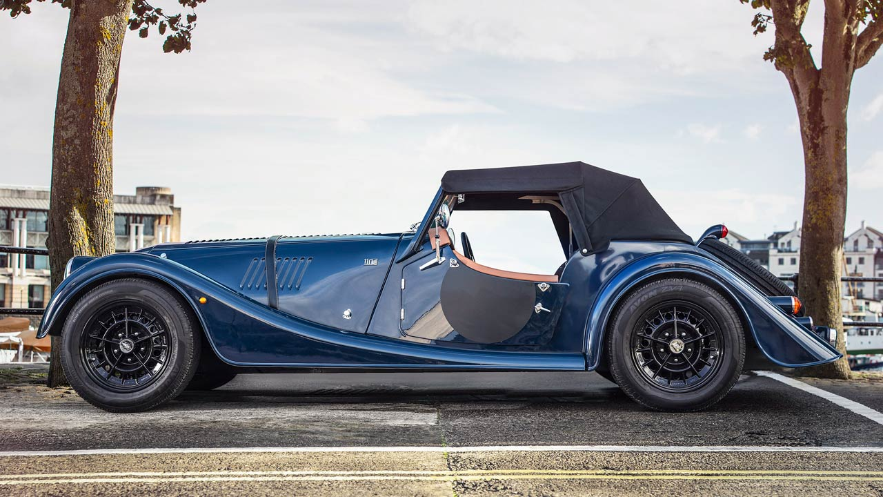 Morgan Plus 4 Anniversary 110 Model