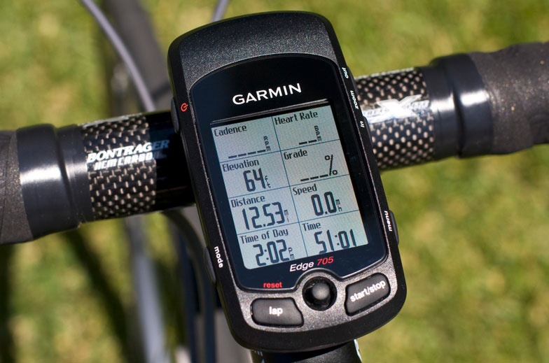 The Garmin Edge 705 HRM Review 2019