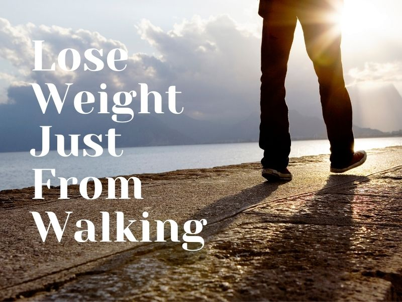Can you LOSE WEIGHT WALKING an hour a day