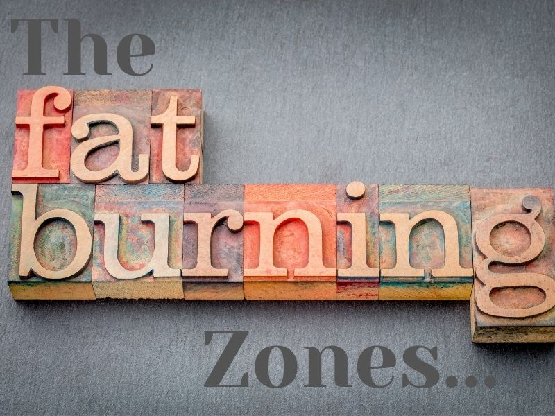 Looking at the Fat Burning Zone Chart